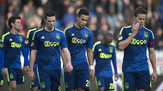2015-02-19 Ajax-Legia Warschau 1-0 Arena  Amsterdam