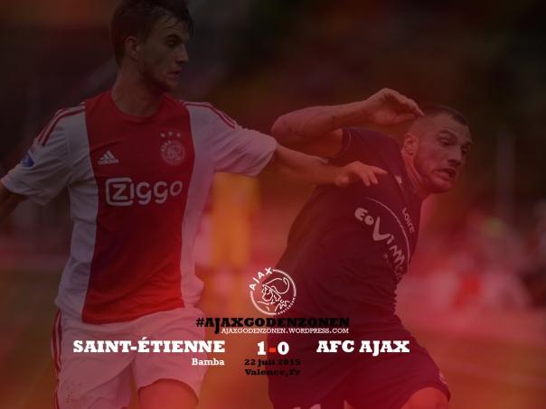 VOOR Etienne 1-0 Ajax