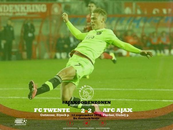 EREDIVISIE Twente 2-2 Ajax